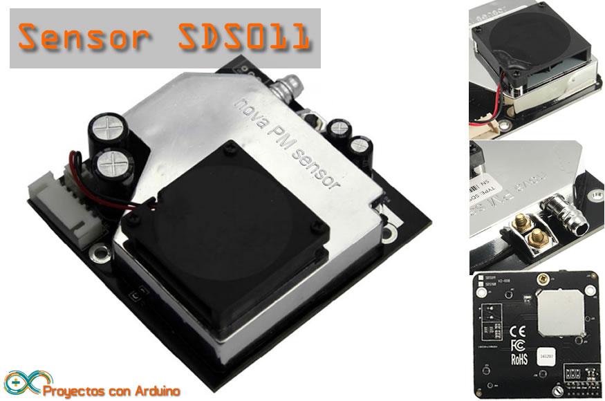 sensor de polvo SD011
