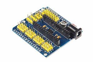 Módulos y Shields Arduino 7