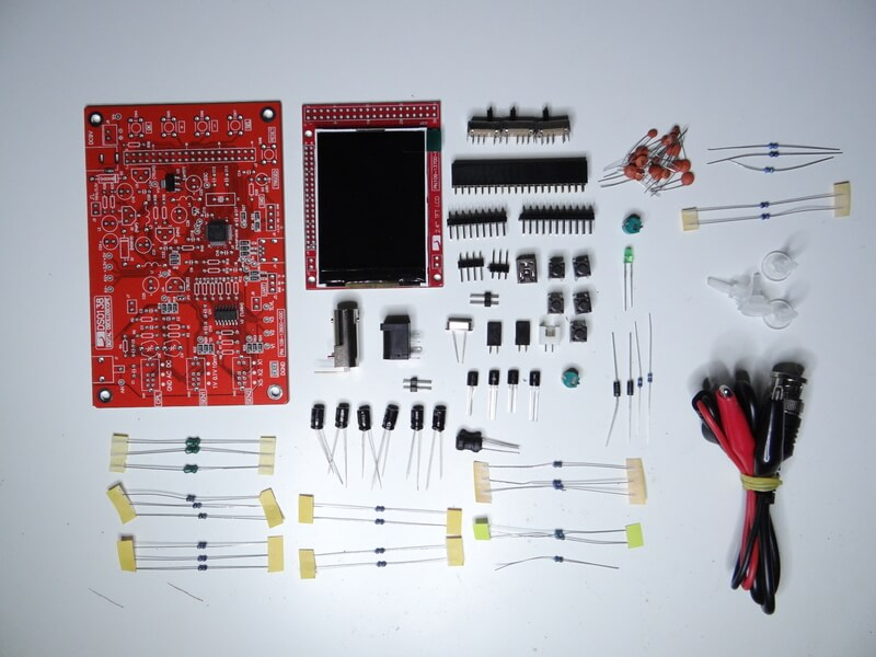 Proyecto: Construcción de osciloscopio 1