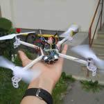 drone seguidor arduino